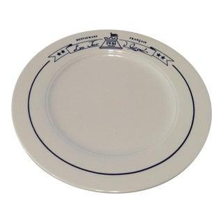 La Tour Argent Platter