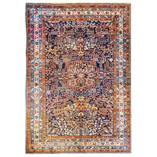 Fantastic Early 20th Century Bibikabad Rug