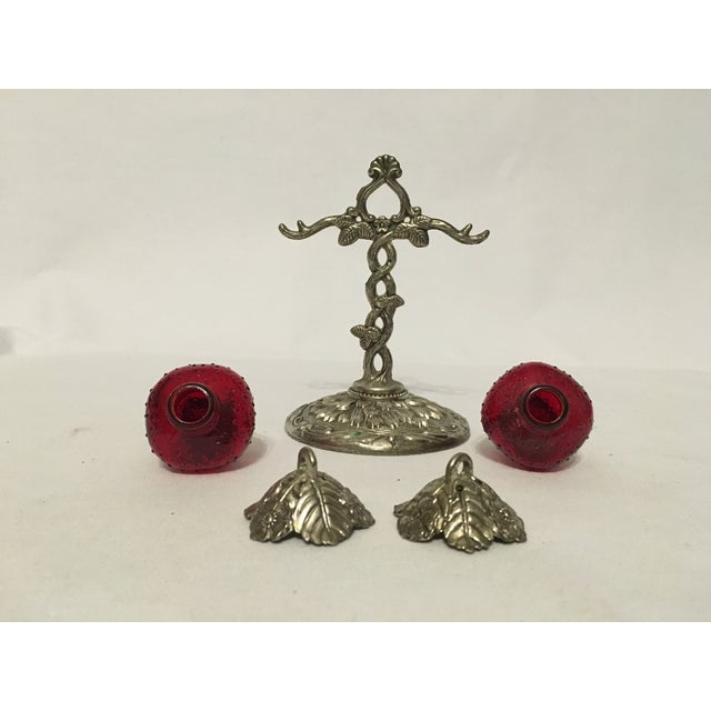 Image of Hanging Stawberry Salt and Pepper Shakers