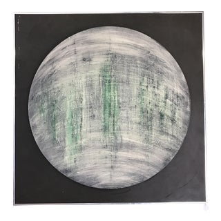 3-Dimensional Moon Painting