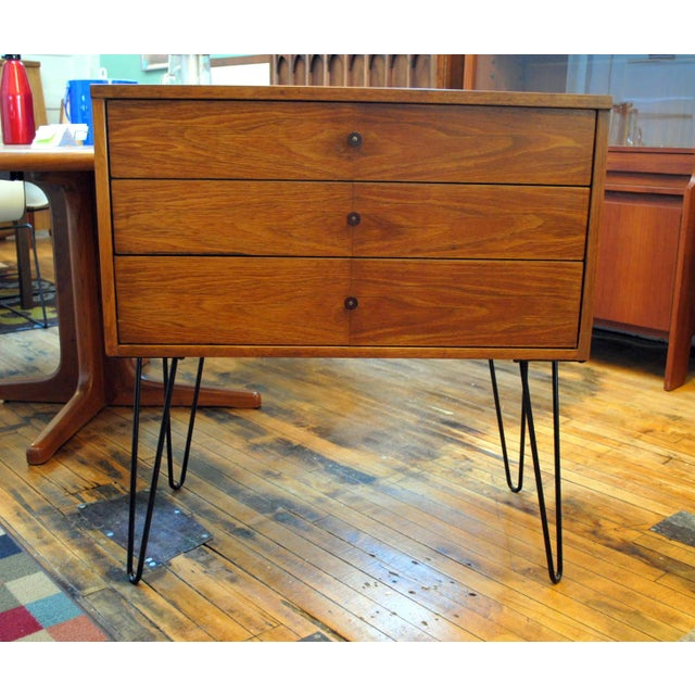 Mid Century Chest With Hairpin Legs - Image 2 of 7