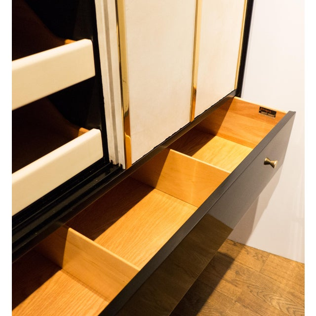 Harvey Probber Cabinet with Sliding Doors - Image 9 of 11