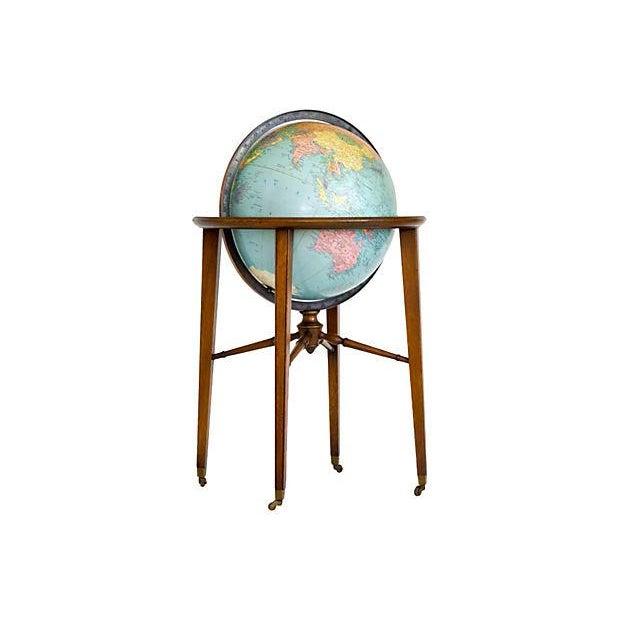 Mid-Century Kittinger Floor Globe - Image 7 of 7