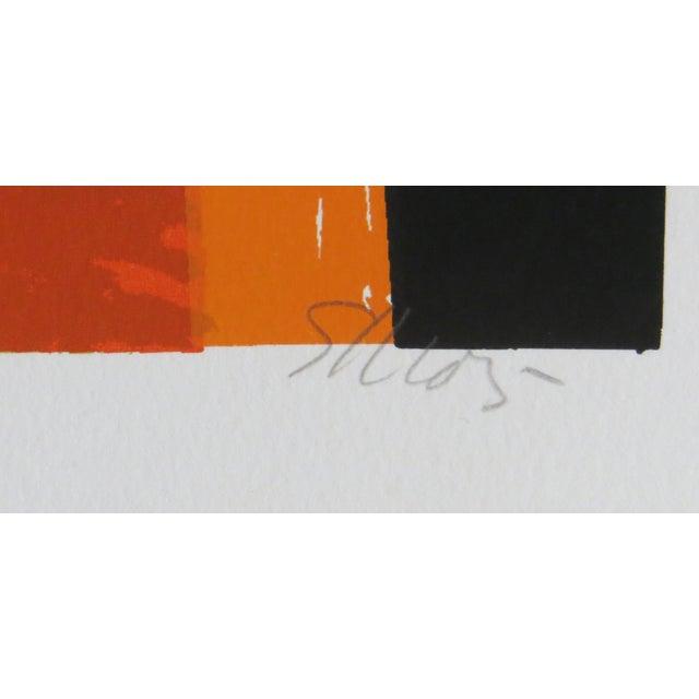 Seong Moy Vintage Abstract Print - Image 4 of 9