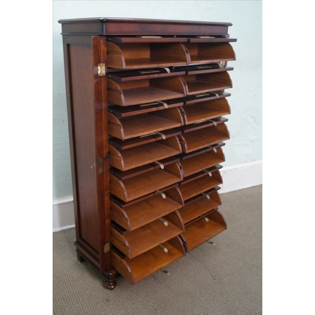 Grange Cherry Multi-Drawer File Cabinet - Image 6 of 10