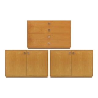 Mid-Century Maple Dresser or Cabinets by Jack Cartwright for Founders Furniture