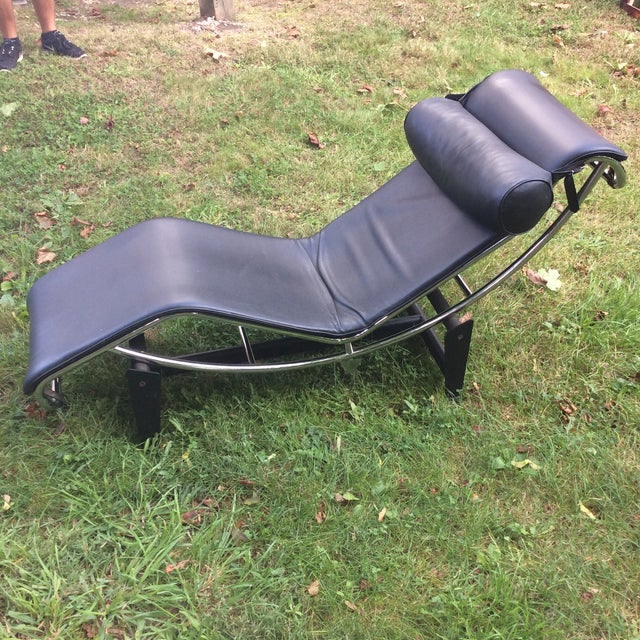 Le Corbusier LC4 Lounge Chair - Image 2 of 6