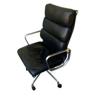 Vintage Eames Soft Pad Executive Chair