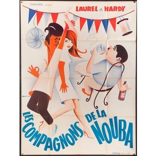 """""""Sons of the Desert"""" Laurel & Hardy Poster"""