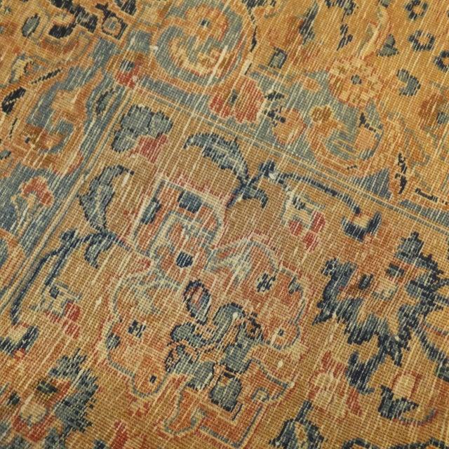 "Persian Mashad 10'10"" x 8' Rug - Image 3 of 5"