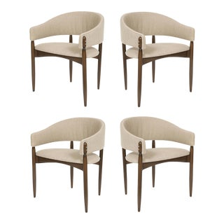 Set of 4 Enroth Dining Chairs