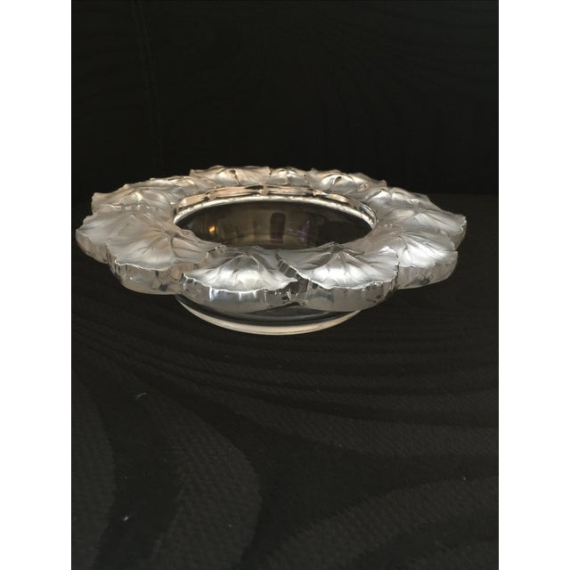 Image of Lalique Champagne Coaster