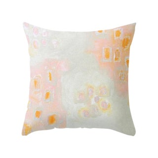 "'June' 20"" X 20"" Throw Pillow Cover"