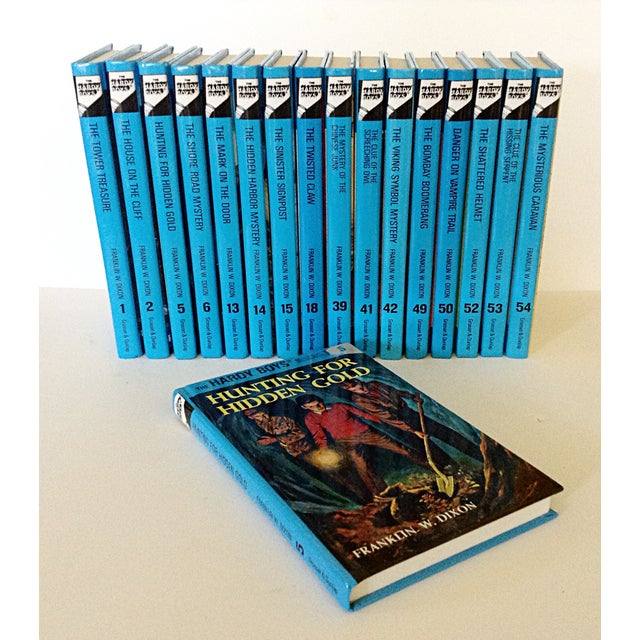 Hardy Boys Collection Books - Set of 17 - Image 2 of 3