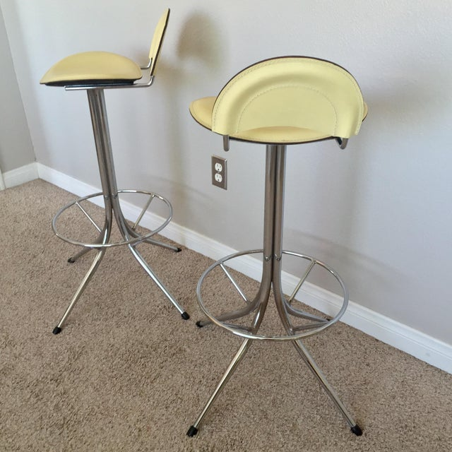 Image of Arrben Pino Bar Stools - A Pair