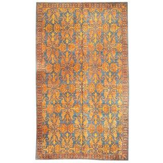 Rare Antique Oversize 19th Century Tibetan Carpet