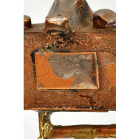 Image of Antique Artisan Metal Cameras