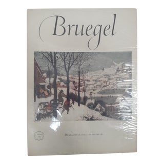 Bruegel Art Book by Abrams 16 Prints