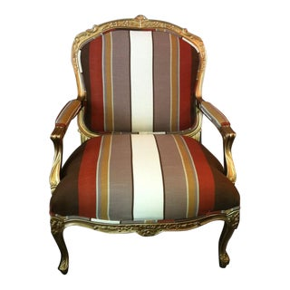 Refurbished Louis XV Chair