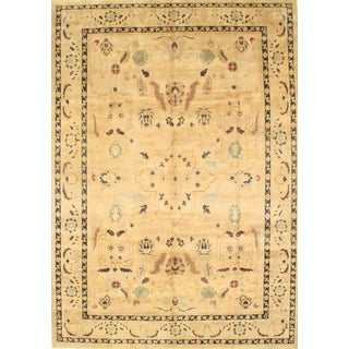 Pasargad N Y Pasargad N Y Ziegler Sultanabad Hand Knotted Rug - 10′ × 14′