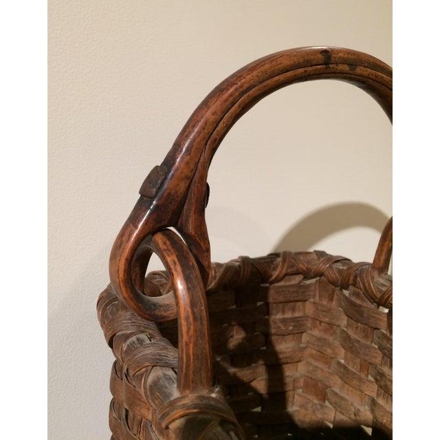 Image of Basket with Swing Handle