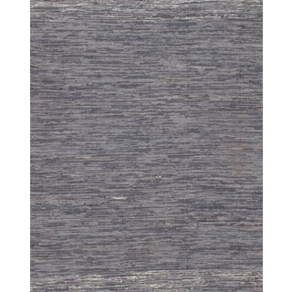 Pasargad NY Indo Denim Reversible Hand Woven Rug - 6' X 4'