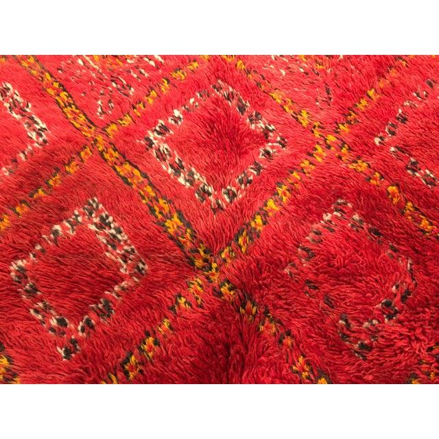 """Bellwether Rugs Organic Wool Beni Orin Moroccan Rug - 5'10""""x8'7"""" - Image 6 of 8"""