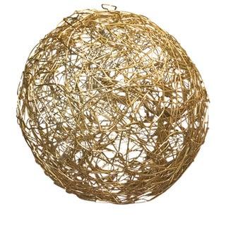 Catellani & Smith Gold Floor Lamp