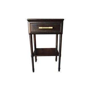 Raymond Loewy Vintage Brown Side Table
