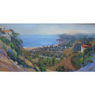 H. Curcuru Painting - Pacific Aliases