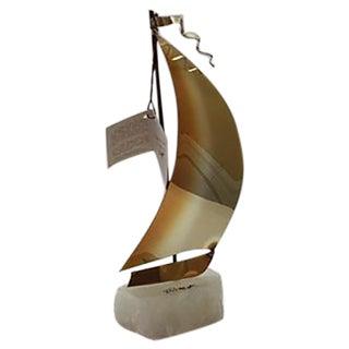 DeMott Sailboat Sculpture