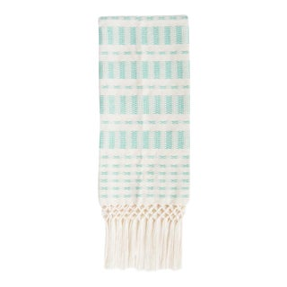 Mint Mayarte Hand Towel
