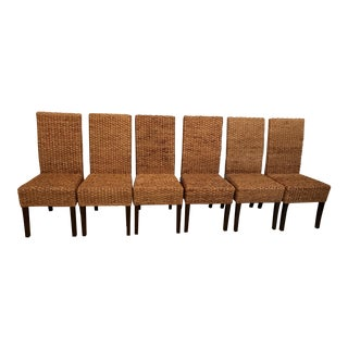 Sea Grass Chairs - Set of 6