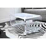 Image of Plexi-Craft Waterfall Coffee Table