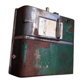 Antique Art Deco Manual Cash and Receipt Machine
