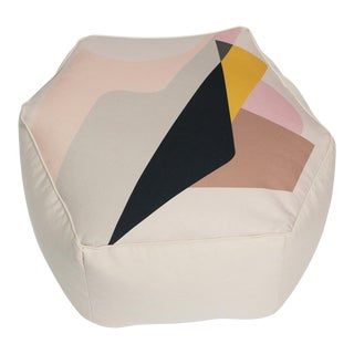 Hepto Pouf by Gabriela Valenzuela-Hirsch and Barbara Cuevas