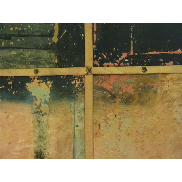 Image of Doug Bell Mixed Media on Canvas