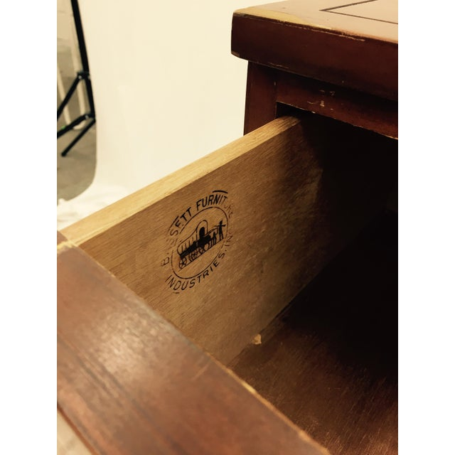 Image of Vintage Bassett Mid-Century Dresser Chest