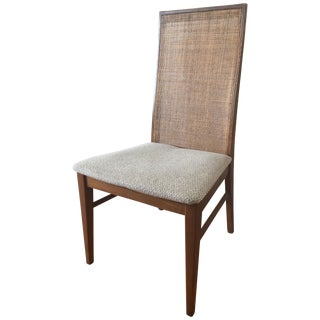 Tall Cane Back Chair