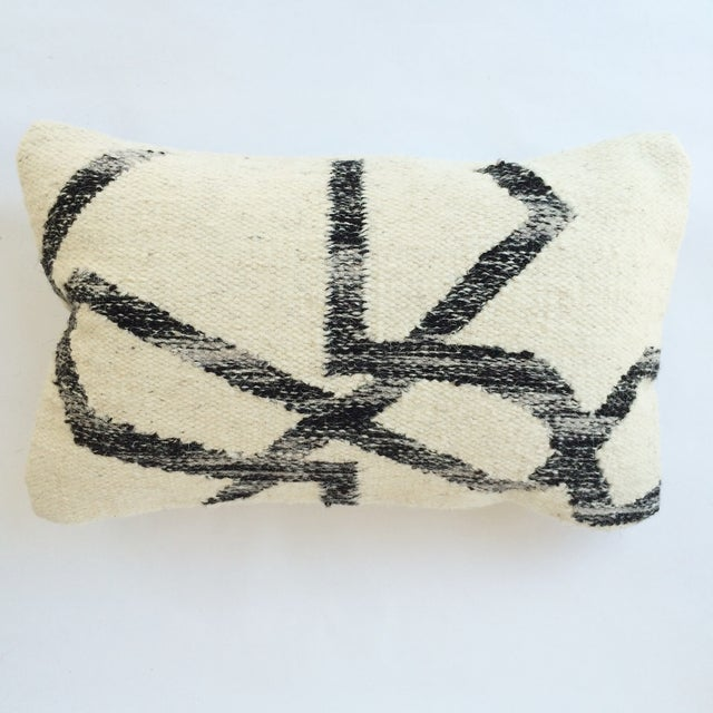Wool Lumbar Pillow - Image 2 of 3
