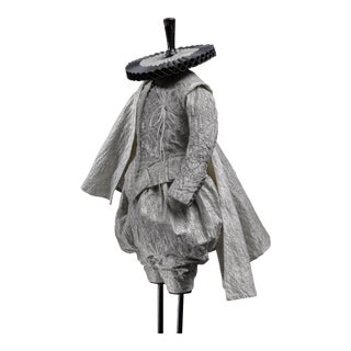 Scaled costume from the Shakesperean collection by Rien Bekkers - Early 17th century style male costume