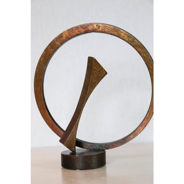 Transition by Joe Sorge, Steel Sculpture - Image 3 of 10