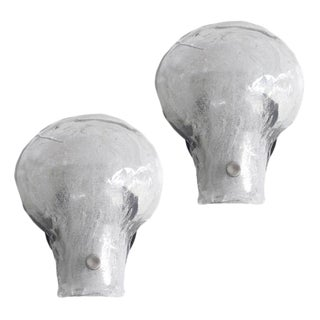 "Kalmar ""Shell"" Wall Lights - A Pair"