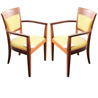 Thomas Moser Harpswell Arm Chairs - Pair
