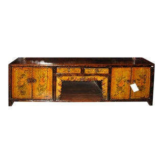 Antique Kang Painted Sideboard