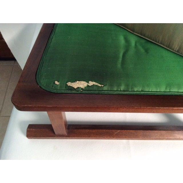 Hardwood Chinese Chairs - Pair - Image 6 of 7
