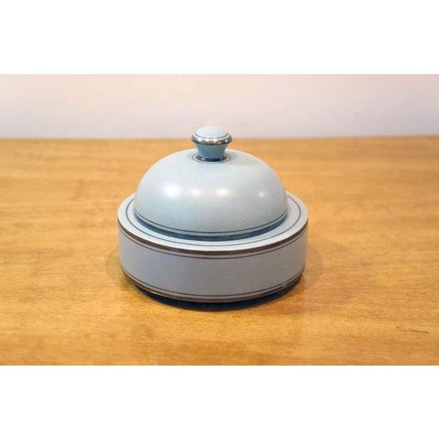 Image of Round Lidded Box