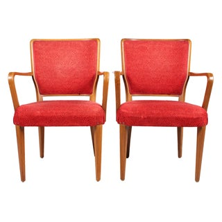 Mid-Century Modern Armchairs - A Pair