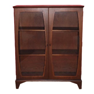 Mid-Century Modern Display Case