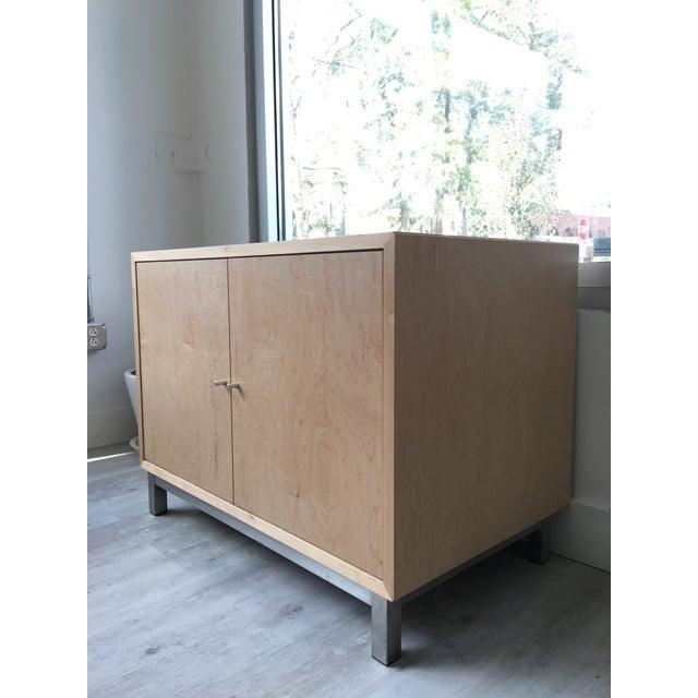 Room & Board Copenhagen Multi Use Storage Cabinet - Image 3 of 6